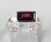 Turmalin Ring , rosa
